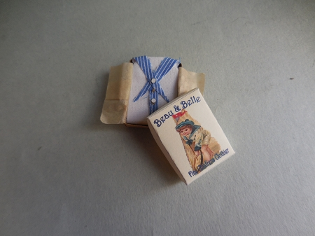 BOY'S SAILOR SUIT IN A BOX