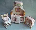 REGENCY CRIB SET