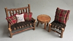 COUNTRY SOFA SET