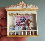 PINK BABY GIRL SHELF