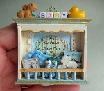 BLUE BABY BOY SHELF