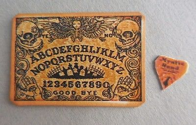 SKULL THEME OUIJA BOARD SET