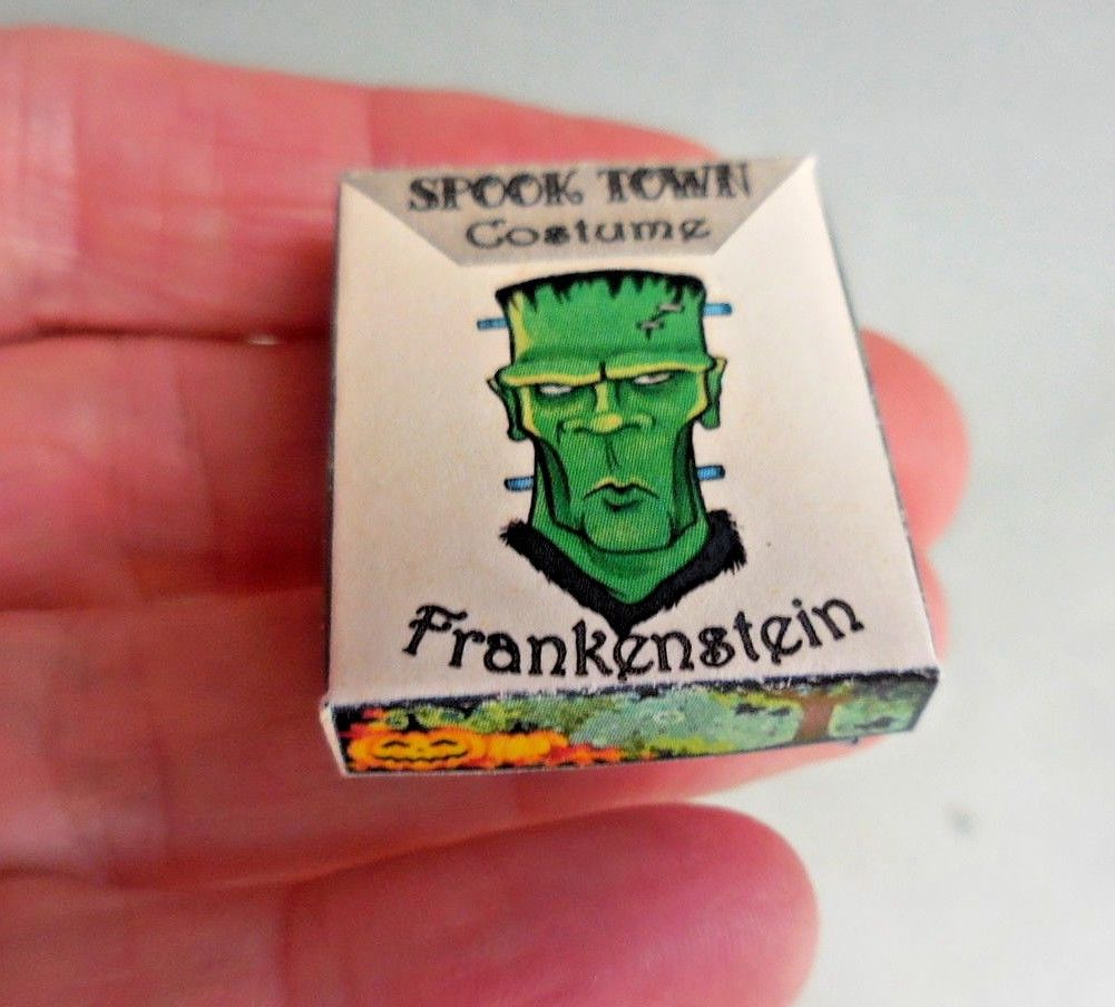 FRANKENSTEIN COSTUME BOX