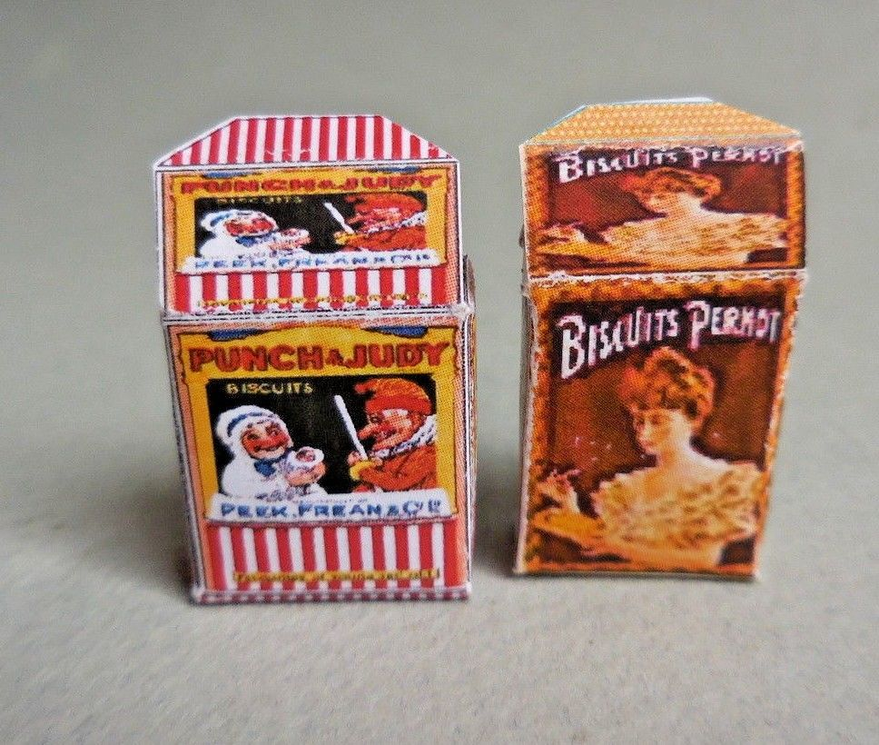 TALL BISCUIT BOX SET