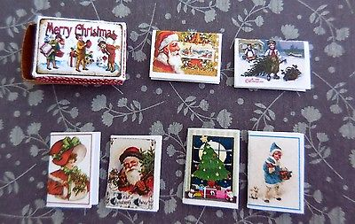CHRISTMAS GREETING CARDS KIT
