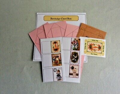 BIRTHDAY GREETING CARDS KIT