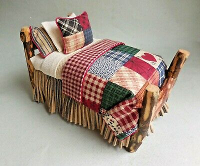 COUNTRY TWIG BED