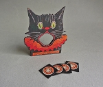 SCARY CAT BAG TOSS GAME