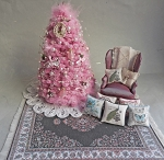 PINK FANTASY CHRISTMAS TREE