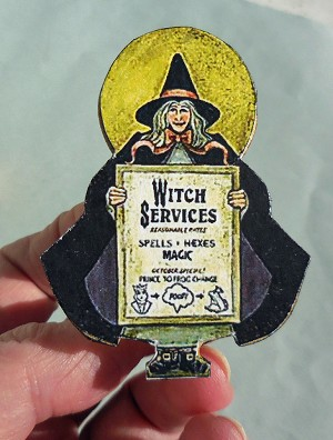 WITCH SERVICES BOARD