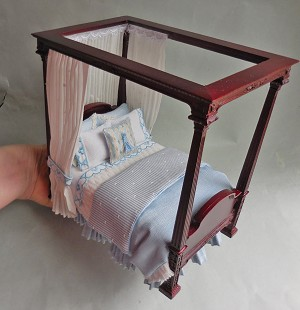 JBM Canopy Bed