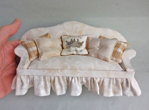 COUNTRY FRENCH SOFA