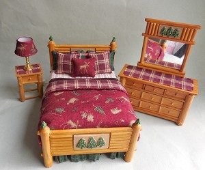 CABIN FEVER BED SET